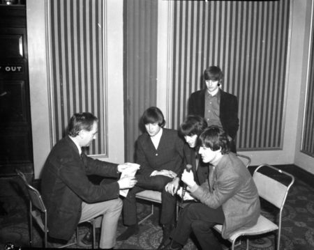 The Beatles Headlining at the Ipswich Regent Theatre in 1963 then known as The Gaumont